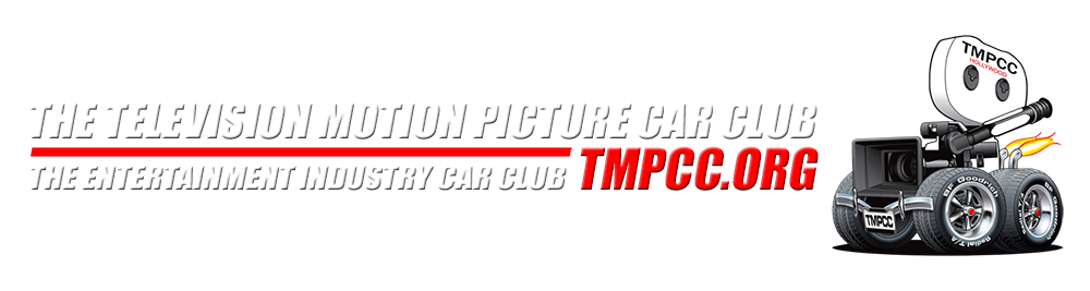 TMPCC - The Television Motion Picture Car Club