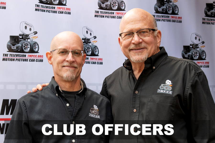 CLUB OFFICERS