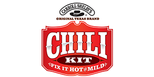 Carroll Shelby Chili Kits